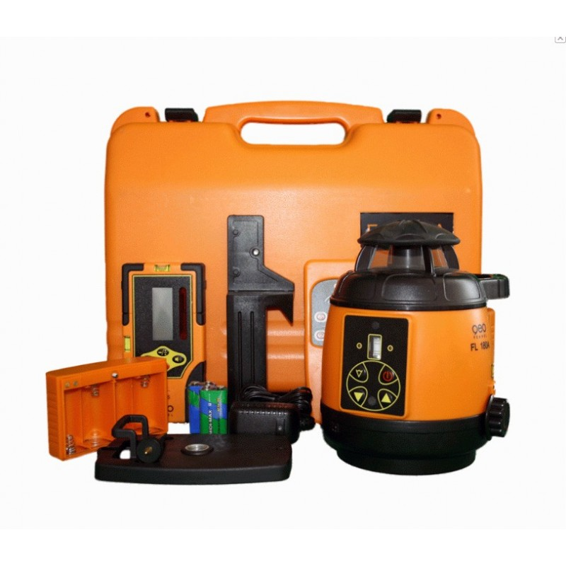 laser rotatif automatique fl 180a geofennel mesure laser. Black Bedroom Furniture Sets. Home Design Ideas
