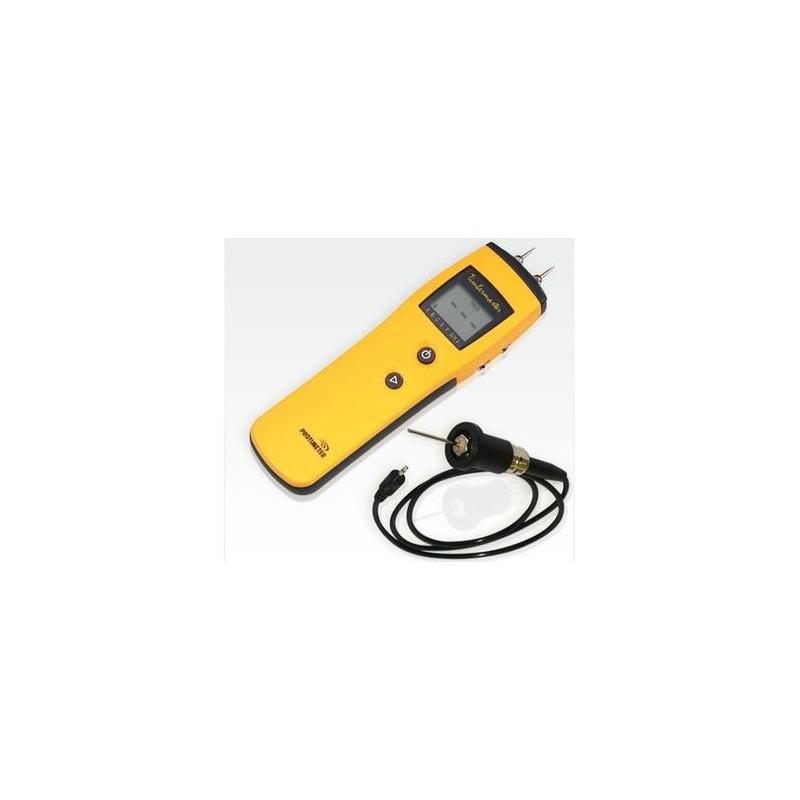D tecteur d 39 humidit professionnel pour le bois timb plus for Aerateur extracteur avec detecteur d humidite