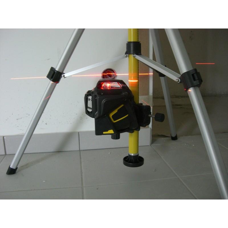 Niveau laser 360 multilignes automatique stanley x3 360 red for Meilleur niveau laser automatique