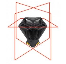Niveau Laser Multilignes automatique STANLEY X3-360 Red