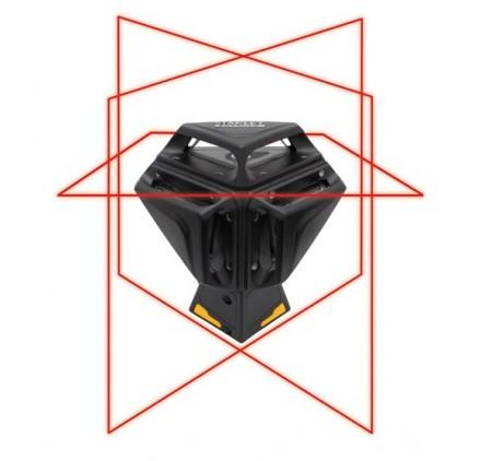 niveau laser 360 multilignes automatique stanley x3 360 red. Black Bedroom Furniture Sets. Home Design Ideas