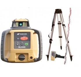 Laser automatique de TP simple pente TOPCON RLH4C avec trépied et mire