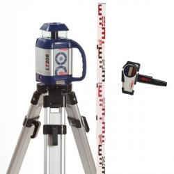 Laser automatique horizontale double pente Agatec LT 200 avec cellule