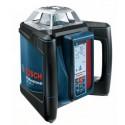 Laser automatique simple pente BOSCH GRL 500 H + Talkie-Walkie et parka offerts!