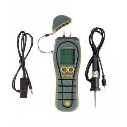 Détecteur d'humidité professionnel pour le bois TIMB avec sonde de température