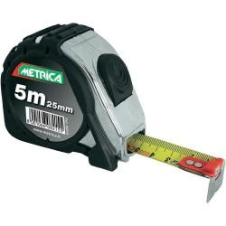 Ruban magnétique 5m x 25mm METRICA 08215