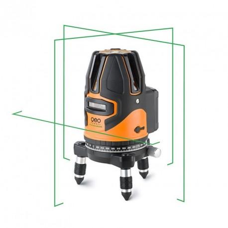 Niveau laser à ligne automatique vert FLG55 Geofennel