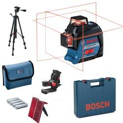 Laser GLL 3-80 + BM1 Plus + Trépied BT150 en coffret L-Boxx