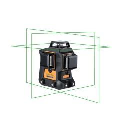 Laser vert 3 X 360° automatique Geo6x Green HP Geofennel