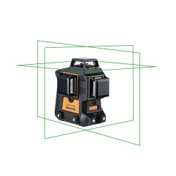 Laser vert 3 X 360° automatique Geo6x Green HP Geofennel