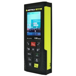 Télémetre Laser professionnel METRICA Flash C120