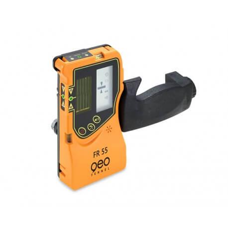 Cellule réception laser FRG 55 Geofennel pour laser lignes verte
