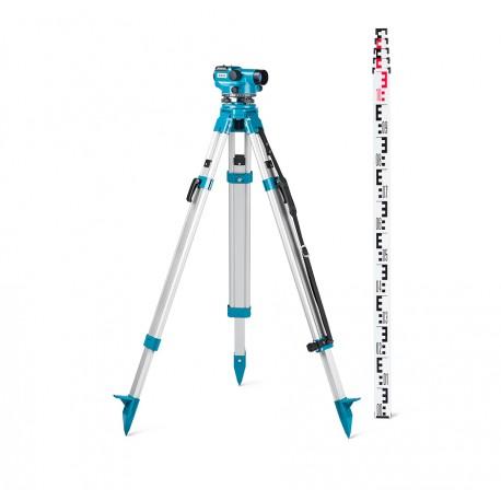 Pack niveau optique automatique de chantier ELN 24 Geofennel écoline