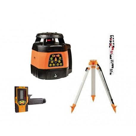 Laser automatique FL240 Geofennel avec trépied et mire