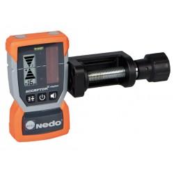 Récepteur laser ACCEPTOR 2 digital NEDO