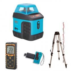 Pack laser EL 515 Geofennel avec trépied et mire + Télémètre 50m