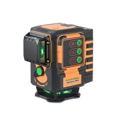 Laser vert 3 lignes 360° automatique Geo6x Green SP Geofennel
