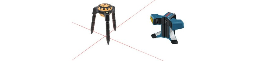 Niveaux laser carreleur
