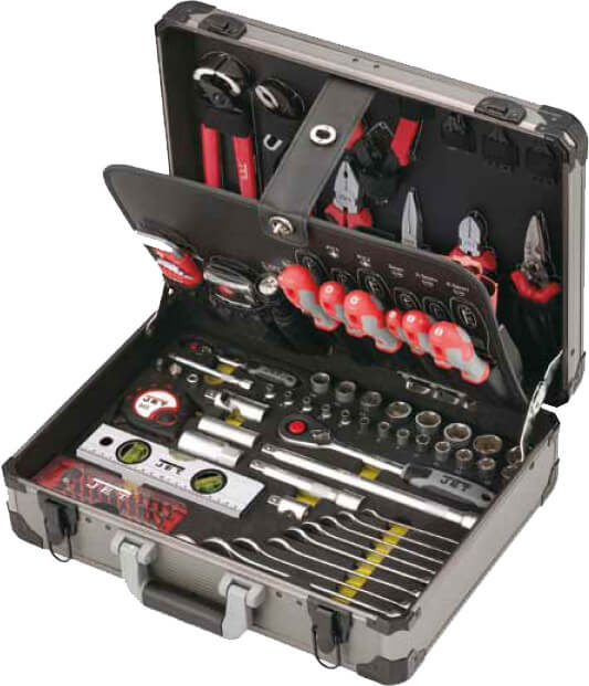 Valise d'outils JY-116a Jet Promac